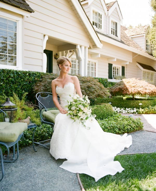 Classic Southern Bridal Portrait - Copyright A Bryan Photo - No unauthorized use without written permission