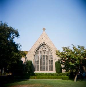 Episcopal Church of St Matthew San Mateo CA - Copyright A Bryan Photo - No unauthorized use without written permission