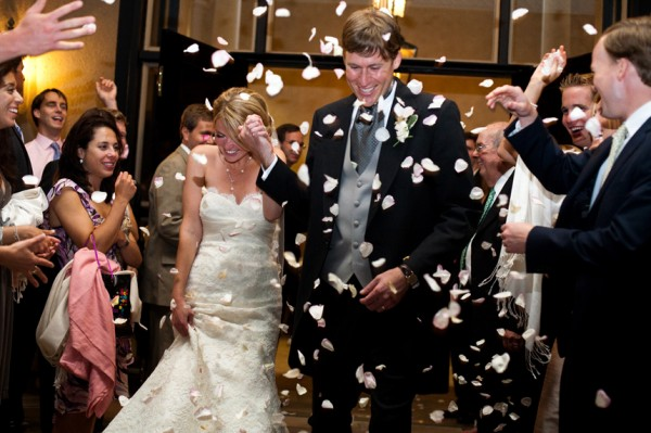 Petal Toss - Copyright A Bryan Photo - No unauthorized use without written permission