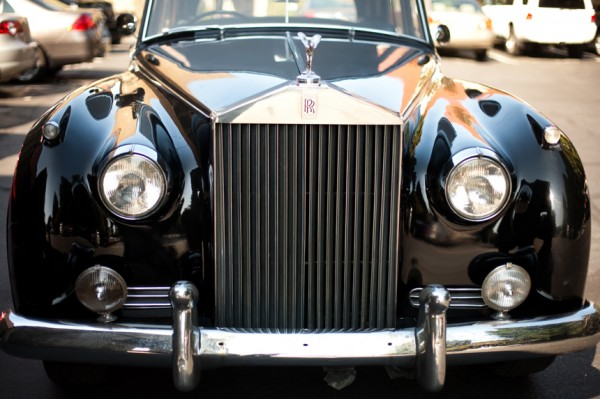 Rolls Royce - Copyright A Bryan Photo - No unauthorized use without written permission