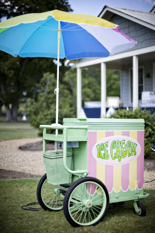 vintage-ice-cream-cart-wedding-ideas