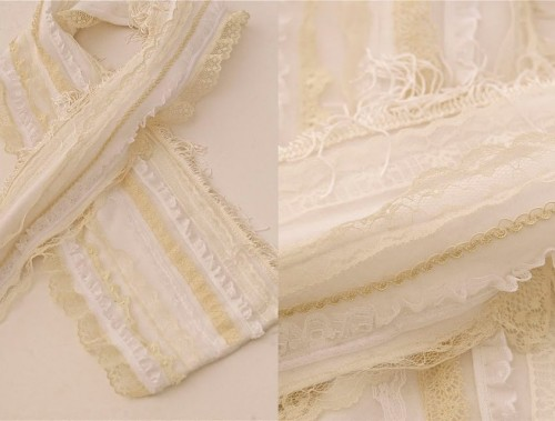 vintage-lace-scarf-diy-wedding-ideas