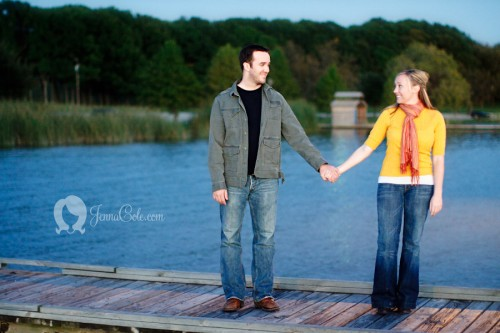 dallas-lake-engagement-session