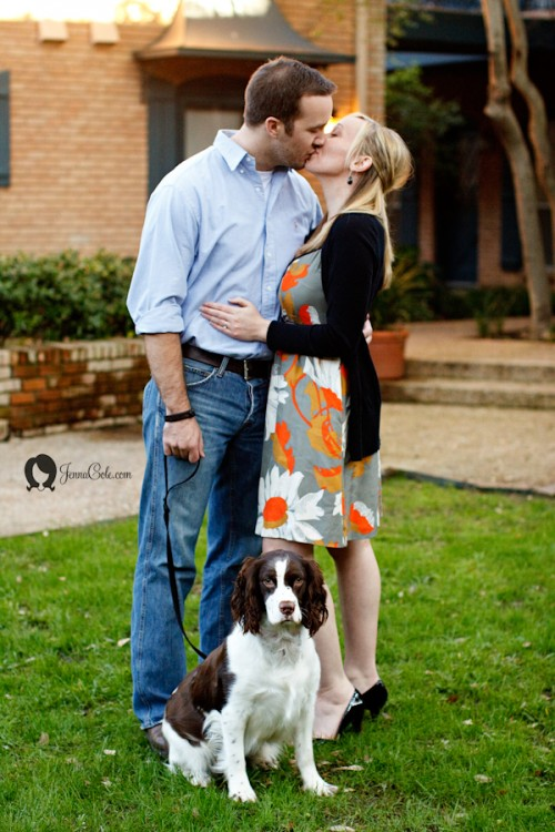 engagement-photos-with-pup