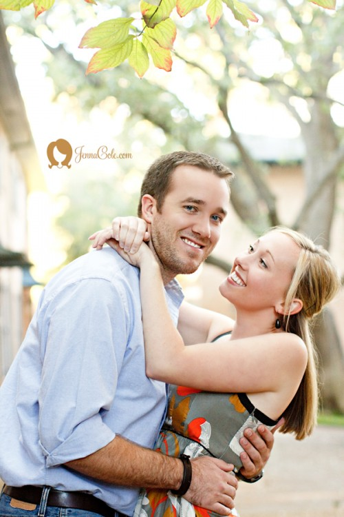 texas-engagement-session