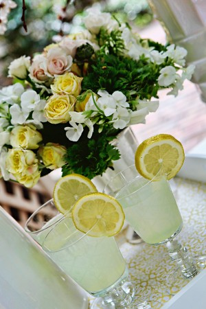 Drinks-Garnished-with-Lemon-Slices