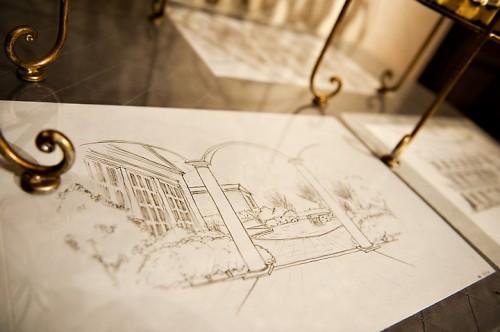 architect-wedding-blueprints