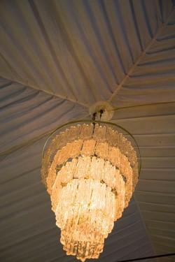 chandelier-in-tent