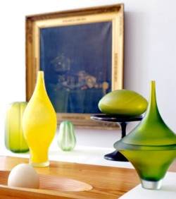 green-and-yellow-modern-vases