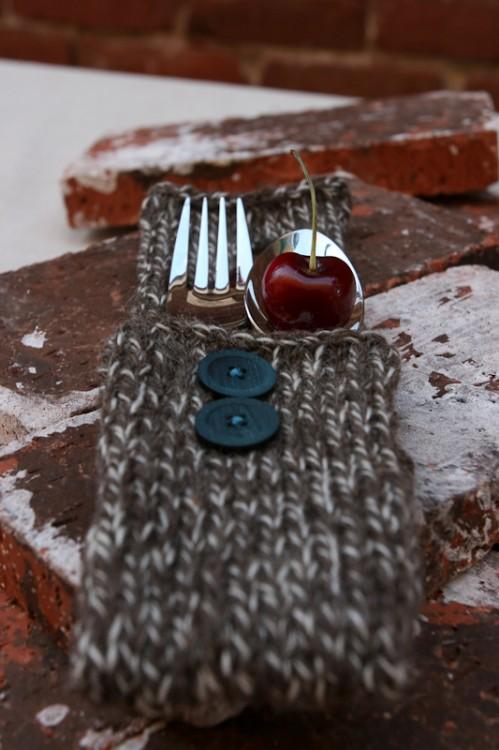knitted-silverware-cozies-wedding-ideas