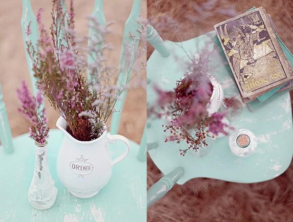 Lavender Purple And Baby Blue Wedding Ideas