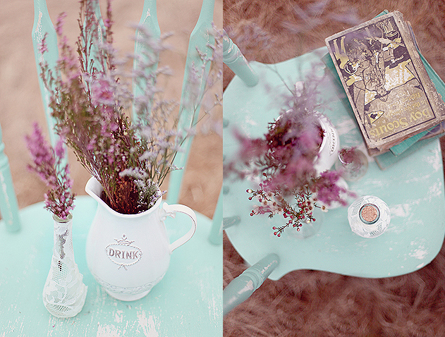 Lavender Purple And Baby Blue Wedding Ideas