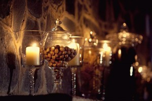 mantle-with-candles