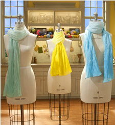 ombre scarves 2