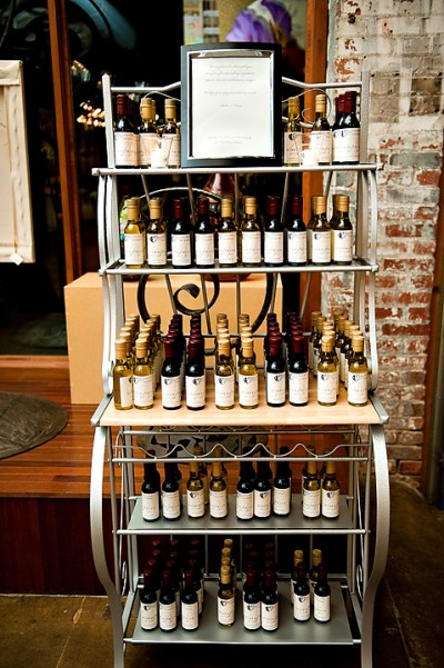 wine-bottle-wedding-favors - Elizabeth Anne Designs: The Wedding Blog