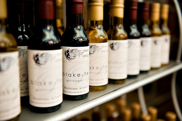 wine-bottles-wedding-favors - Elizabeth Anne Designs: The Wedding Blog