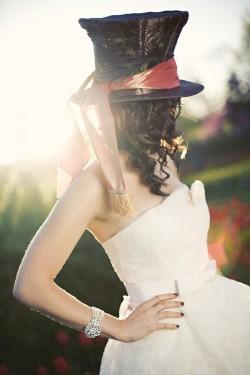 Alice in Wonderland Wedding Party Ideas-19