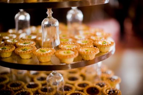 Bite Size Desserts Wedding Ideas