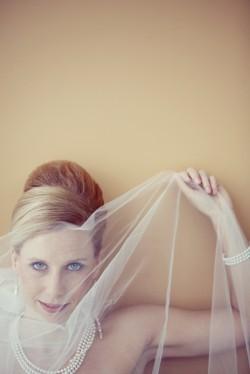 Classic Bride in Veil