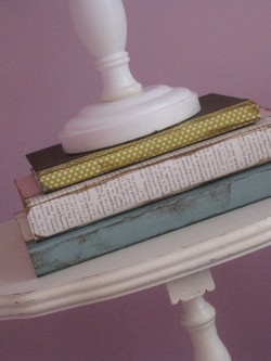 Covered Decorative Books