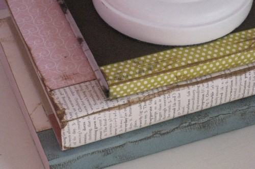 Decorative Altered Books