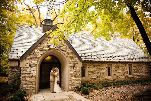 Indiana University Beck Chapel Wedding Ceremony