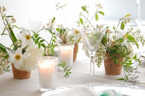 Lilac and Linen DIY Wedding Table EAD-12