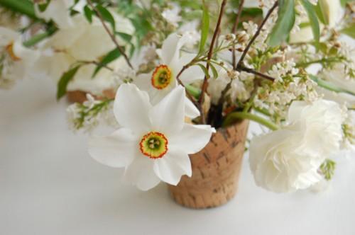 Lilac and Linen DIY Wedding Table EAD-28