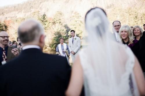 North Carolina Wedding Ceremony