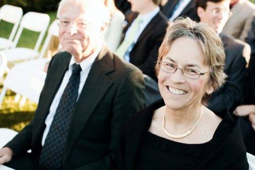 Parents at Wedding