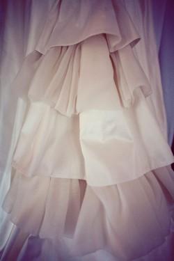 Ramona Keveza Layered Gown