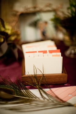 Rolodex Guest Book