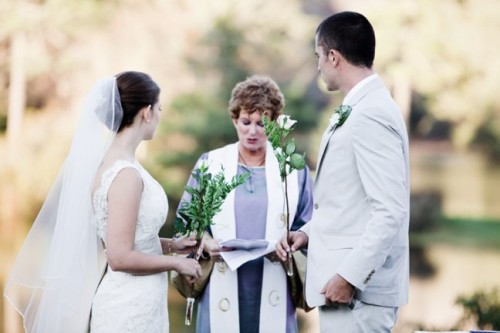 Wedding Ceremony Tradition Honoring Mothers