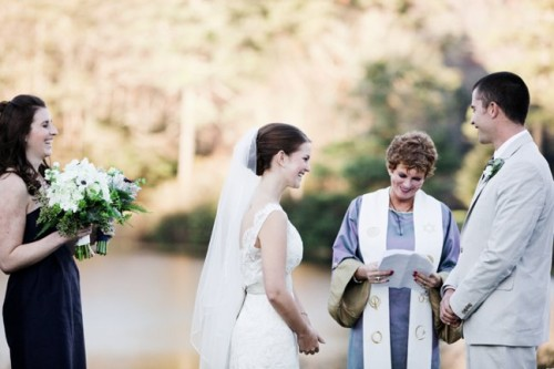 Wedding Traditions Reading Love Story
