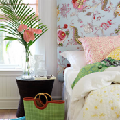 Colorful Bedroom Linens