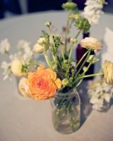DIY Ranunculus Centerpiece