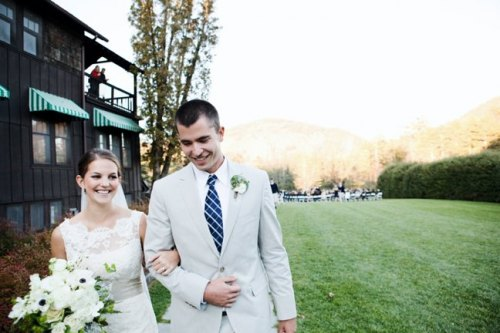North Carolina Mountain Wedding