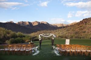 Outdoor Wedding in Arizona