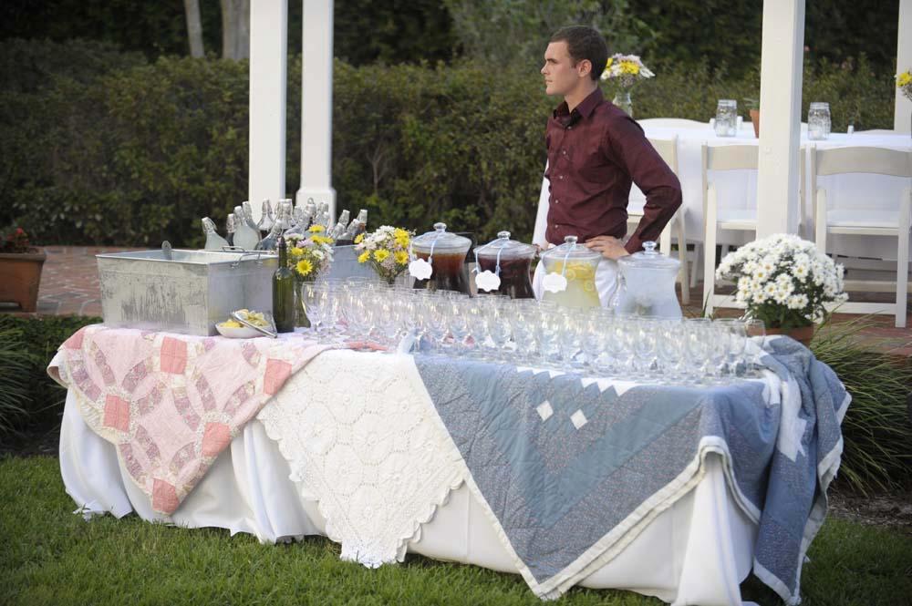 Picnic Wedding Lemonade And Tea Stand Elizabeth Anne Designs The