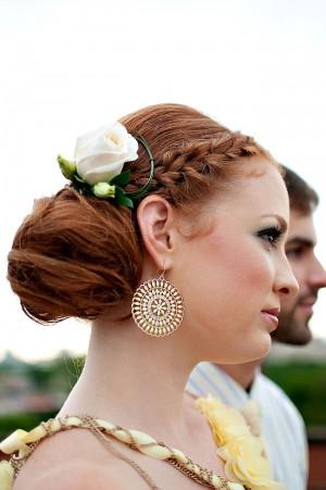 Urban Chic Bride