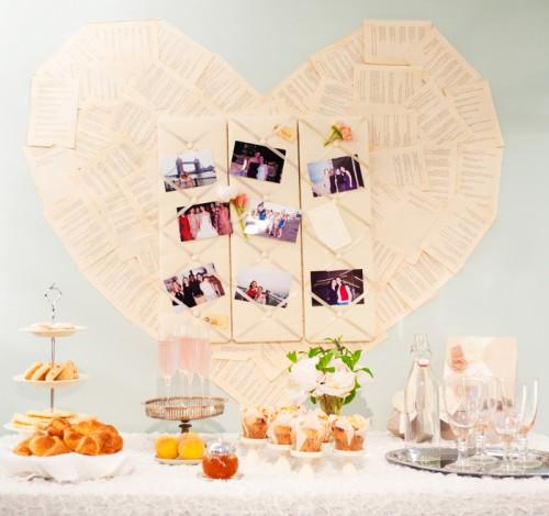 Wedding Ideas Brides Suite Food Display