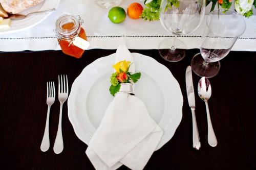 Williams-Sonoma Pillivuyt Queen Anne Porcelain Dinnerware