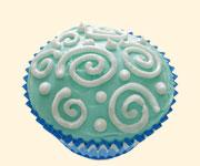 Ice Cream Cupcake cool swirl