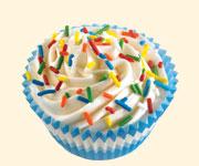 Ice Cream Cupcake sprinkle