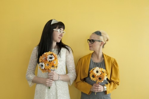 60s Mod Wedding Ideas-19