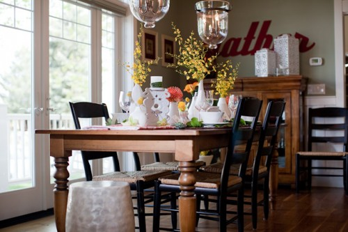 At Home Entertaining Ideas