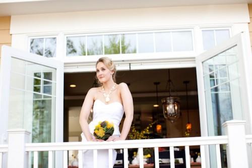 At-Home Wedding Reception