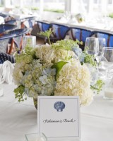 Blue-and-White-Hydrangea-Centerpiece