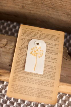 Book and Literary Inspired Wedding Ideas