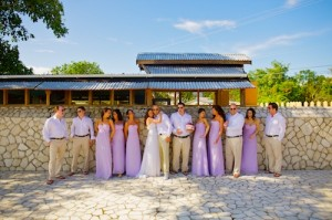 Casual Bridal Party